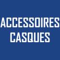 Accessoires casques